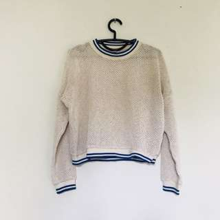 Sweater Knit Zara