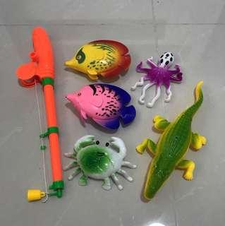 Fishing toy