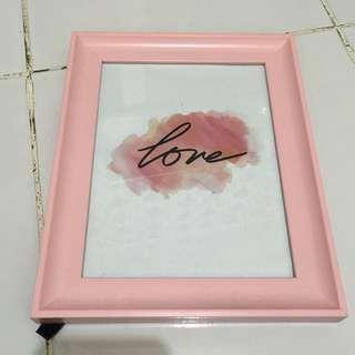 Fame Love Pink