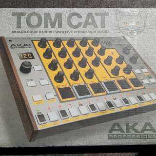 Akai Tomcat drum machine