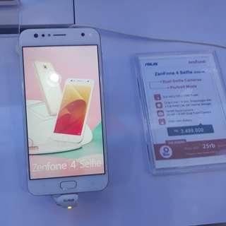 Kredit Asus Zenfone 4 Selife Bunga 0% tanpa cc