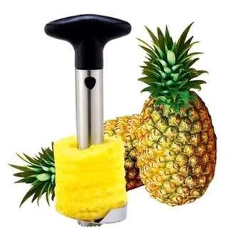 Stainless Pineapple Corer Slicer