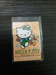 Hello kitty sanrio貼紙