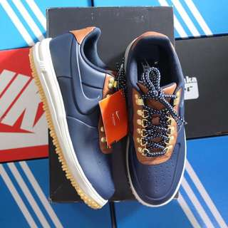 Nike lunar force1 duckboot low