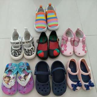 preloved BN toddlers shoes