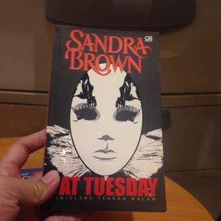 Novel Sandra Brown