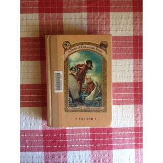 A Series of Unfortunate Events: Book 13: The End (Hardcover)