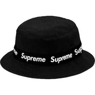 Supreme Bucket Hat Streetwear Waway