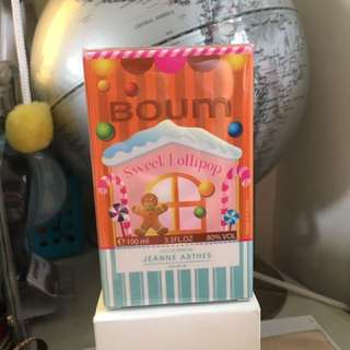 Jeanne Arthes Boum Sweet Lollipop EDP