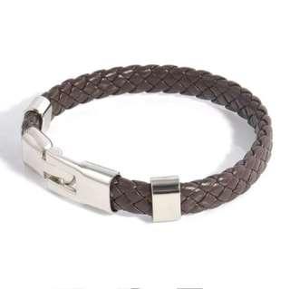 ULB 26- Unisex Leather Bracelet