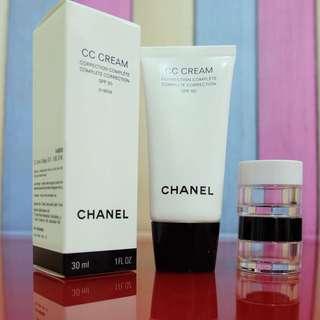 Chanel CC Cream Complete Correction SPF 50 original 100%