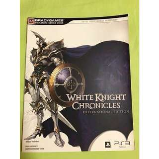 White Knight Chronicles Guide Book