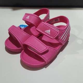 Adidas sandal pink
