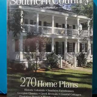 270 Southern Country Home Plans