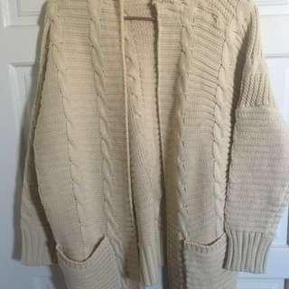 🚚 開襟針織外套