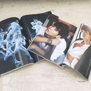 Ceci Magazine ft. SHINee