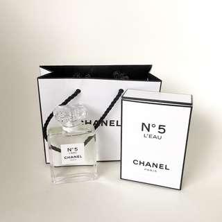Chanel No.5 Leau New Fragrance