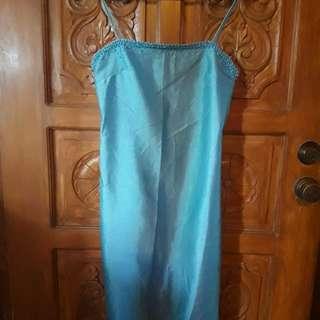 Turquiose Formal Dress