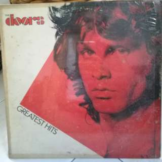 THE DOORS GREATEST HITS VG