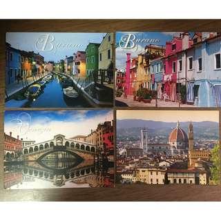 意大利明信片 (Postcard from Italy)