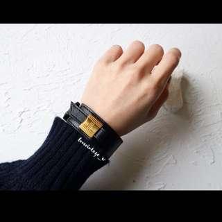 ❌SOLD 已岀售❌ Hermes Bracelet 手帶 皮帶 手鈪 手鐲