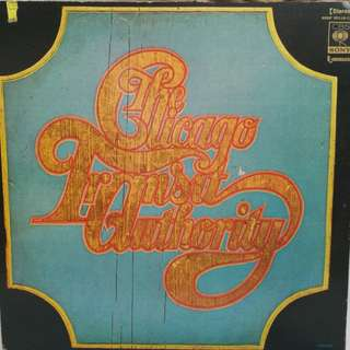 THE CHICAGO TRANSIT AUTHORITY VG