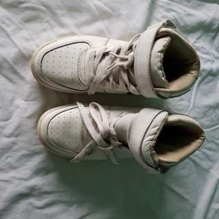 Authentic Mango Sneakers