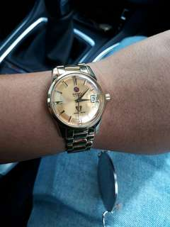 Authentic Rado Golden Horse All Gold - Limited edition
