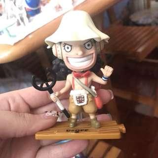海賊王 烏索普 擺設