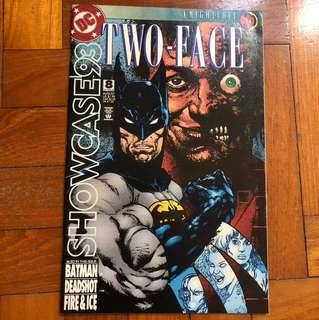 showcase '93 vol 1 no 8 TWO-FACE