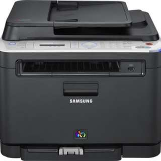 Samsung All-in-One Printer CLX 3185FW (faulty)