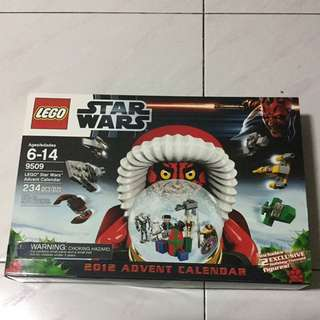 Lego 9509 Star Wars Advent Calendar 2012