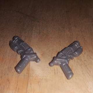 Transformer 2 guns