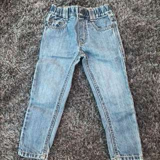 Nautica Boys Jeans -3yo , Lightly used