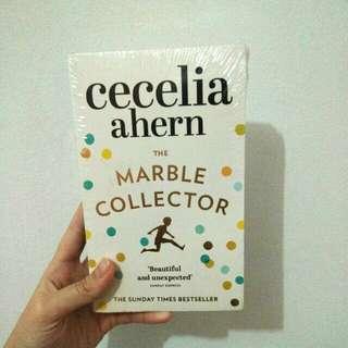 CECELIA AHERN THE MARBLE COLLECTOR buku inggris buku import