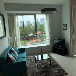 $4,600/mo for fully furnished 3 BR apartment near Orchard Rd