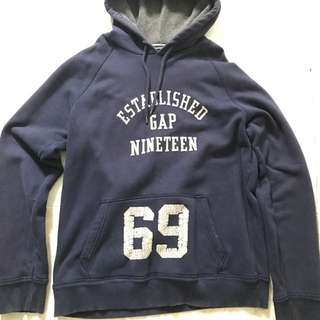 Authentic Gap hoody jacket