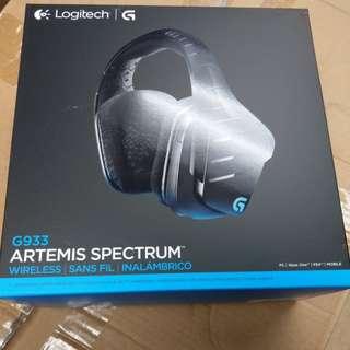 全新 Logitech G933 無線電競耳機 7.1聲道 合電腦 ps4 Xbox one