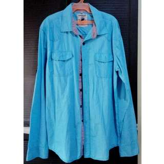 Casual Long Sleeves (light blue)