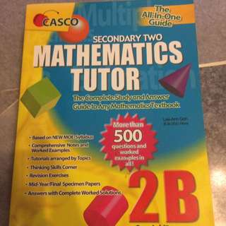 MATHEMATICS ALL IN ONE WORKBOOK