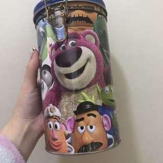 Toystory 胡迪 勞蘇 盒