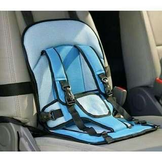 Portable Car seat with cushion
