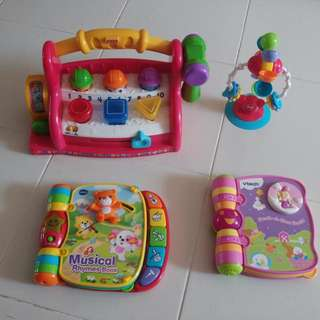 Baby Toys ( Selling As Bundle)