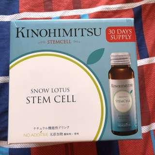 Kinohimitsu Stemcell Collagen Drink
