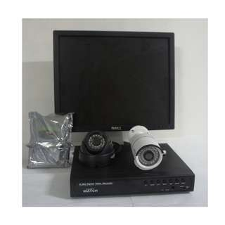 Sale !! Cctv Complete Package