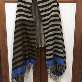 🚚 條紋圍巾