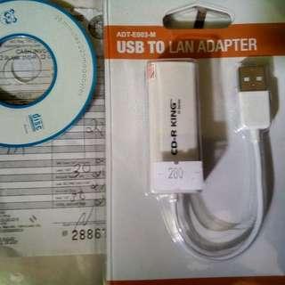 USB to Lan Adapter