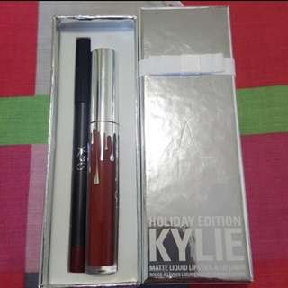 Kylie Holiday Edition Authentic