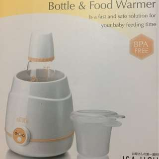 2 and 1 Digital Bottle and Food and Warmer