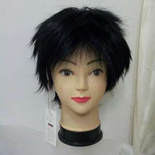 Black Short Wig